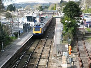 st austell station car hire
