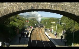 live steam at liskeard